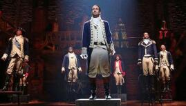 Hamilton, Disney plus: theatre streaming online