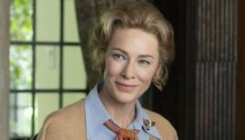 Cate Blanchett in Mrs America, BBC Two