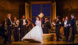 The Royal Opera, La Traviata ©ROH 2016 Photo: Tristram Kenton