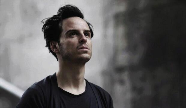 Andrew Scott stars in new one-man show at the Old Vic (Image: Andrew Scott in Sea Wall, credit: Kevin Cummins)