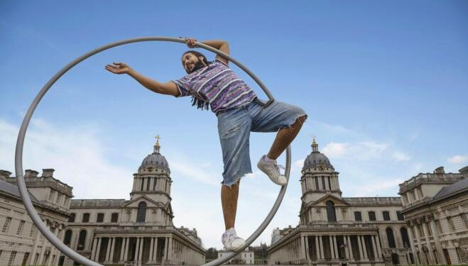 GDIF: the UK's first full arts festival since lockdown