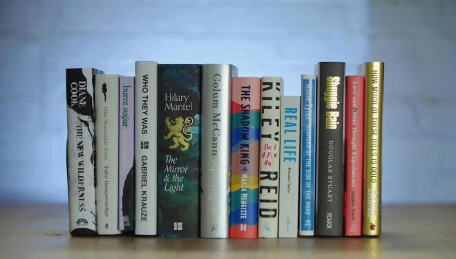 2020 Booker Prize long list