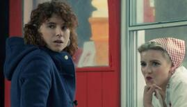 Jessie Buckley in I'm Thinking of Ending Things, Netflix