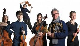 The Orchestra of the Age of Enlightenment plays live at its home base, Kings Place