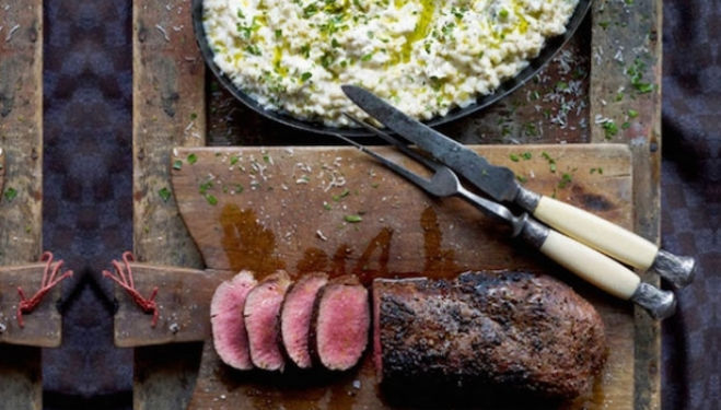 The Wild Game Co.'s venison is a rare treat