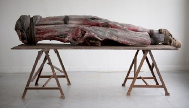 After Cripplewood I, 2013-2014, 2014, Berlinde de Bruyckere: Of tender skin, Hauser & Wirth London