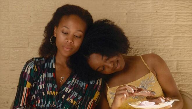 Nicole Beharie and Alexis Chikaeze in Miss Juneteenth (2020). Photo: Vertigo Releasing