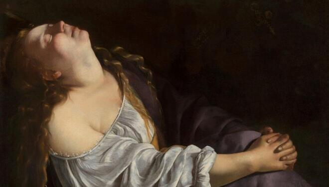 Artemisia, National Gallery review