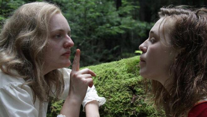 Elisabeth Moss and Odessa Young in Shirley (Photo: image.net)