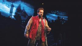 Live theatre to see this autumn (pictured: Alfie Boe as Jean Valjean - photograph by Matt Murphy)