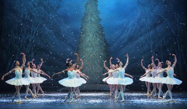 ENB, Nutcracker Delights, Christmas at the Coliseum