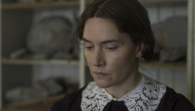 Kate Winslet stars in this lesbian period drama