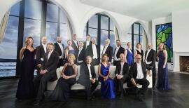 Foremost early music group The Sixteen are on a Choral Odyssey. Photo: Firedog