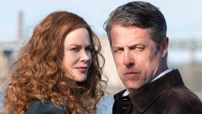 Nicole Kidman and Hugh Grant in The Undoing, Sky Atlantic (Photo: Sky)