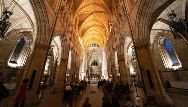 Restore and Revive: City of London Sinfonia, Southwark Cathedral