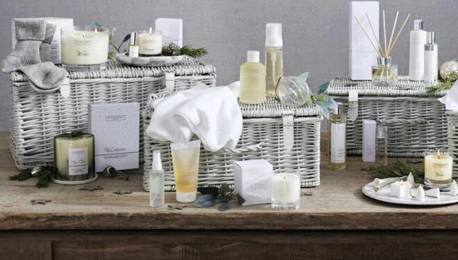 Gorgeous gifts from The White Company