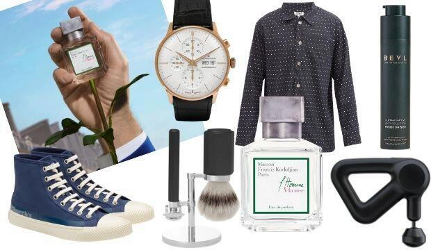 Christmas gift ideas for men: the best luxury fashion & beauty buys for him, 2020