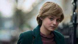 Emma Corrin as Lady Diana. Photo: Netflix