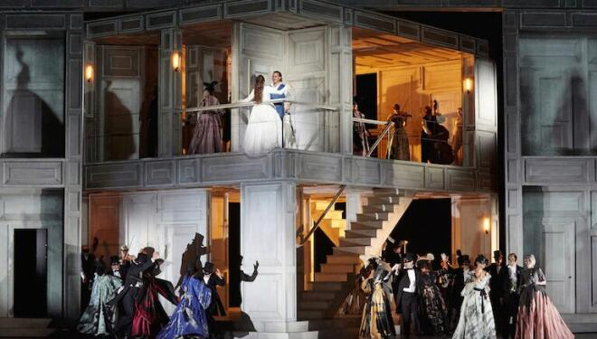 Don Giovanni, Royal Opera House online
