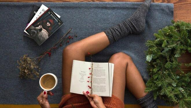 The best new books to cosy up with this winter