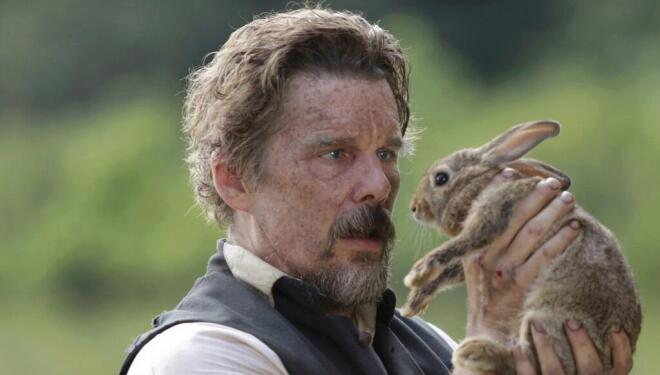 Ethan Hawke in The Good Lord Bird, Sky Atlantic (Photo: Sky)