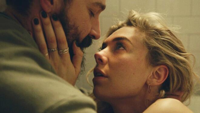 Shia LaBeouf and Vanessa Kirby in Pieces of a Woman, Netflix (Photo: Netflix)