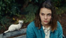 Dafne Keen in His Dark Materials series 2, BBC One (Photo: BBC)