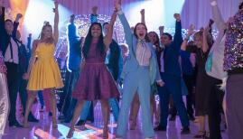 Ariana Debose and Jo Ellen Pellman in The Prom, Netflix (Photo: Netflix)