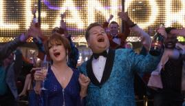 Meryl Streep and James Corden in The Prom, Netflix