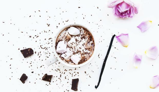 Yummy hot chocolate right this way. Photo: Magda Fou