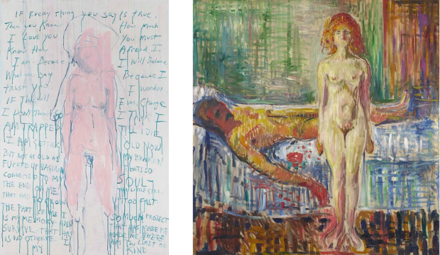 Emin/Munch Royal Academy