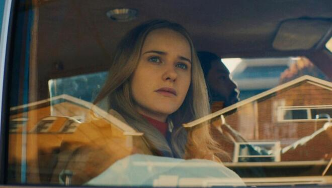 Rachel Brosnahan stars in this inverted crime drama