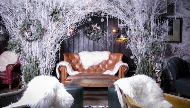 The best winter pop-ups for feeling festive