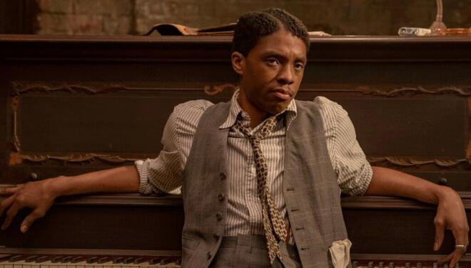 Chadwick Boseman in Ma Rainey's Black Bottom, Netflix (Photo: Netflix)