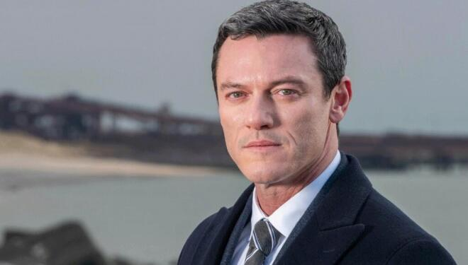 Luke Evans in The Pembrokeshire Murders, ITV (Photo: ITV)