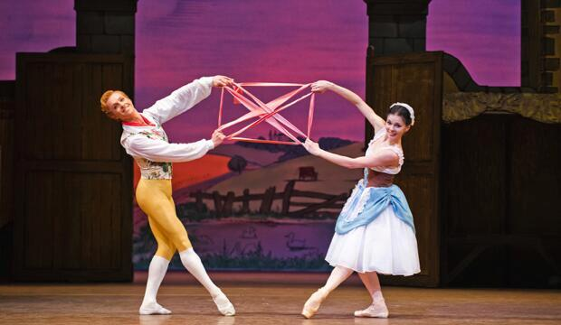 The Royal Ballet, La Fille Mal Gardée online