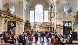 St Martin in the Fields is a superb concert venue. Photo: Kevin Day