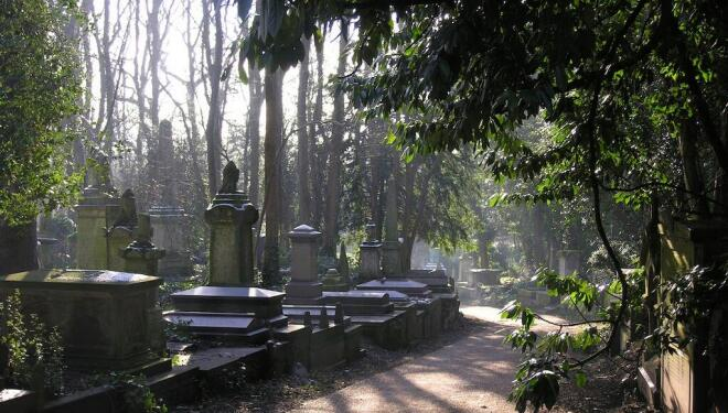 Cemeteries to see before you die