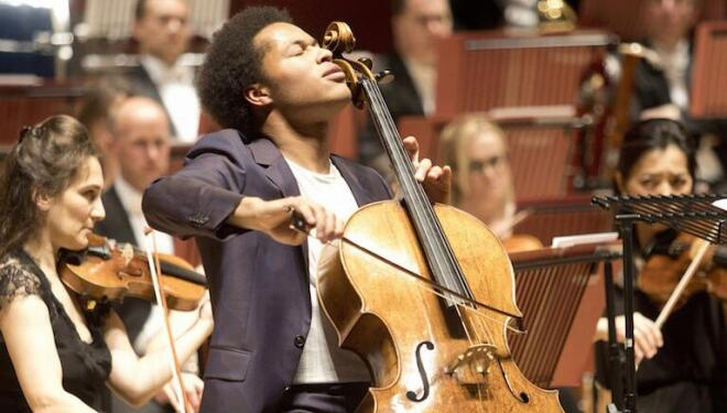 Sheku Kanneh-Mason is one of the many artists to be heard on Fun Kids Classical. Photo: Belinda Lawley