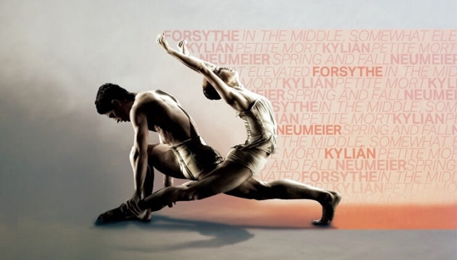 Modern Masters, English National Ballet