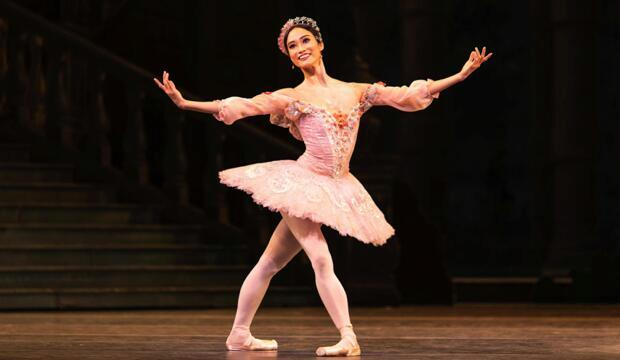 The Sleeping Beauty online, The Royal Ballet