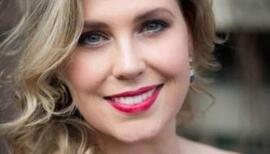 Soprano Alexandra Lowe is a rising star of the Royal Opera