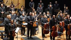 Chineke! Orchestra champions the music of Samuel Coleridge-Taylor, as chosen by founder Chi-chi Nwanoku