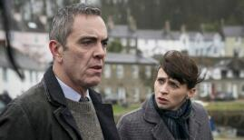 James Nesbitt and Charlene McKenna in Bloodlands, BBC One (Photo: BBC)
