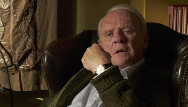 Anthony Hopkins stars in this daring dementia drama