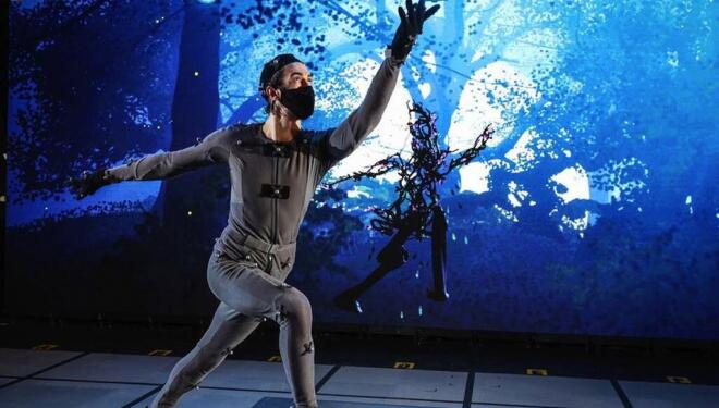 The RSC's Dream takes audiences into a virtual forest