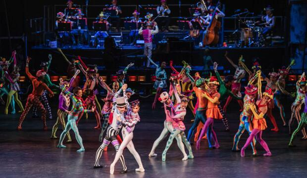 The Royal Ballet streams Elite Syncopations