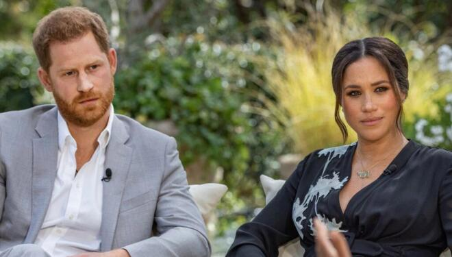 Oprah with Harry and Meghan, ITV (Photo: ITV)