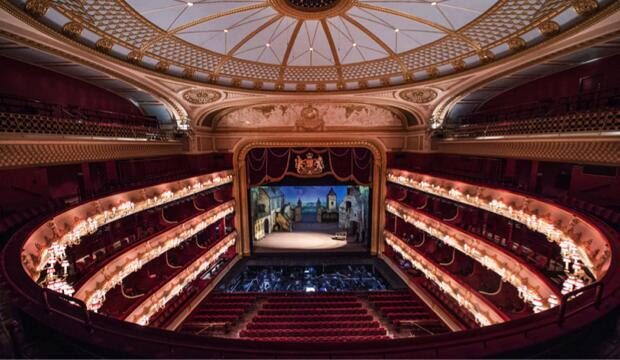 Royal Opera House announces reopening date