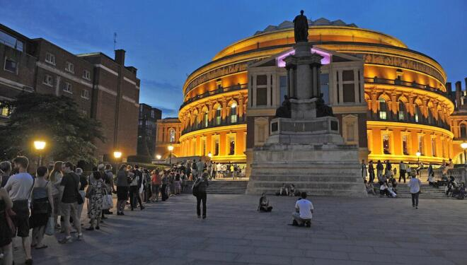 Royal Albert Hall at 150: music, dance and glamour